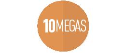 INTERNET FIBRA ÓPTICA 10 MEGAS